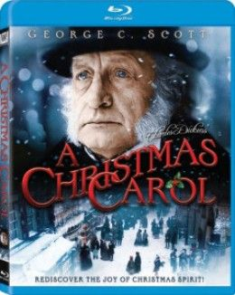 My All Time favorite Christmas movie and George C. Scott is the reason. The absolute best Scrouge movie, hands down!
