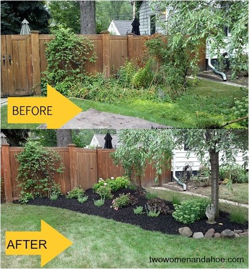 158 best Garden makeovers images on Pinterest | Backyard ...