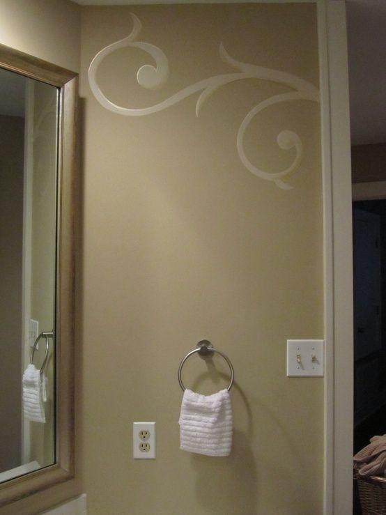 Top 25 ideas about bathroom on pinterest bathrooms decor for Simple master bathroom ideas
