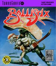 Play Ballistix (NEC TurboGrafx 16) online | Game Oldies