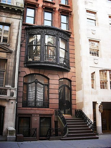 Upper East Side, New York City 100 by Vivienne Gucwa, via Flickr