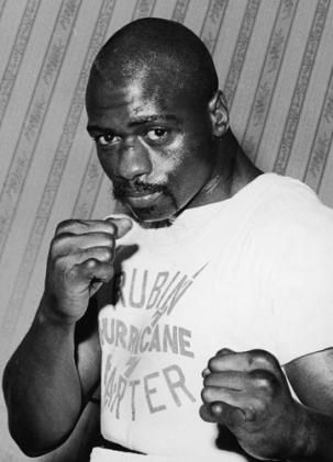 "Rubin ""Hurricane"" Carter.I named my precious Dog after him. Spelt his way too. Read his story!"