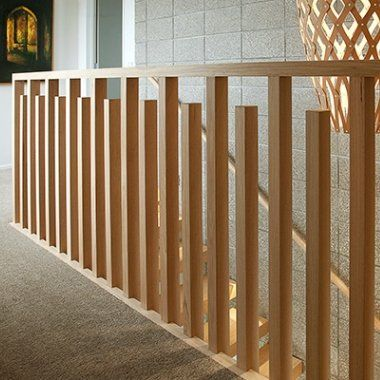 architectural timber balustrade - Google Search