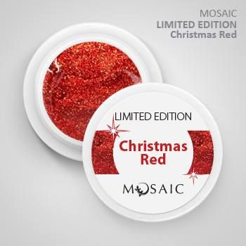 Christmas Red Mosaic Gel Paints - Limited Edition