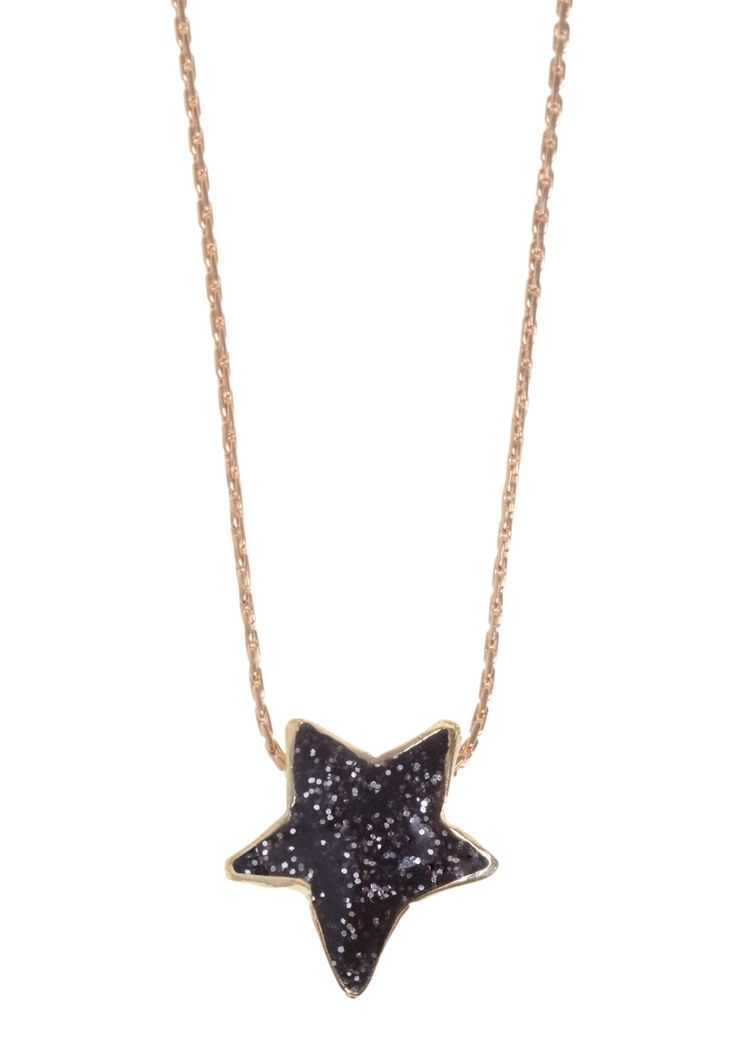 14K Gold Filled statement small Star pendant Necklace inlaid with colorful Enamel , 14K Gold plated small star Necklace