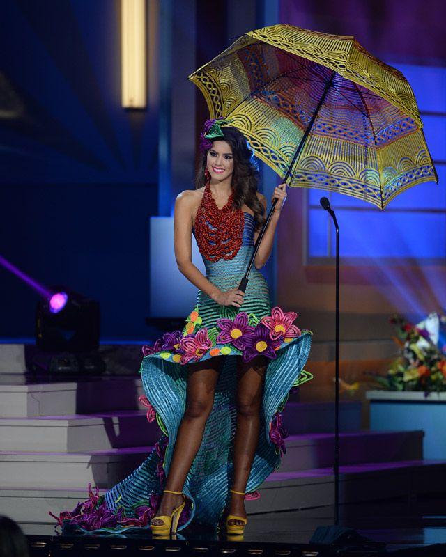 Paulina Vega a ¡HOLA! TV: 'Una Miss Universo debe mostrar con orgullo sus imperfecciones porque somos un ejemplo' - Foto 4