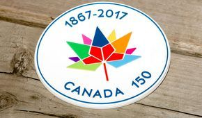 Trimtag Official Canada 150 products are now available to order. We make it easy to gear up for a national celebration on uniforms at events or promotions