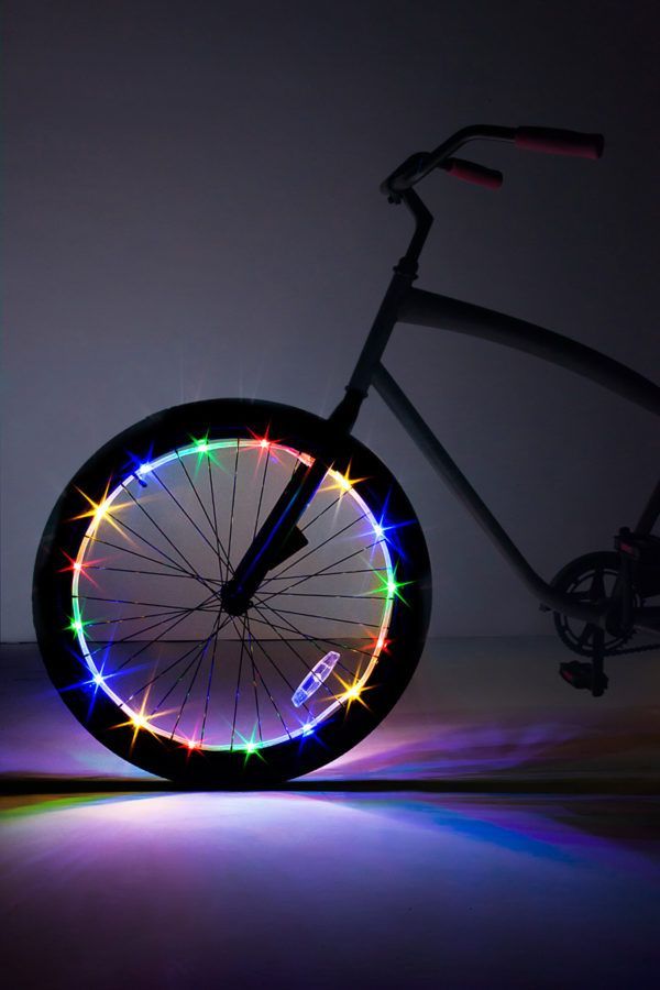 Wheel Brightz Multicolor With Images Bike Lights Led Bike