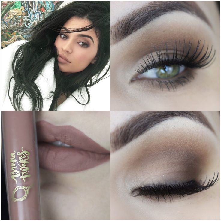 Kylie Jenner Makeup Tutorial https://www.youtube.com/watch?v=LRBZFIGIMLM makeup