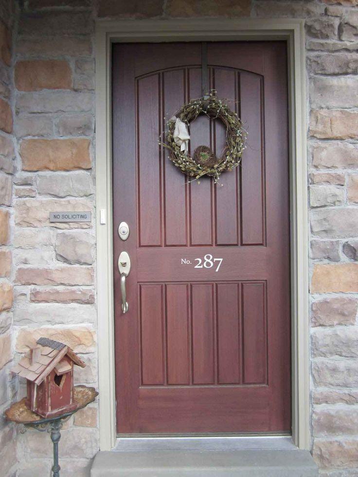 Home Main Entrance Door Design Photo