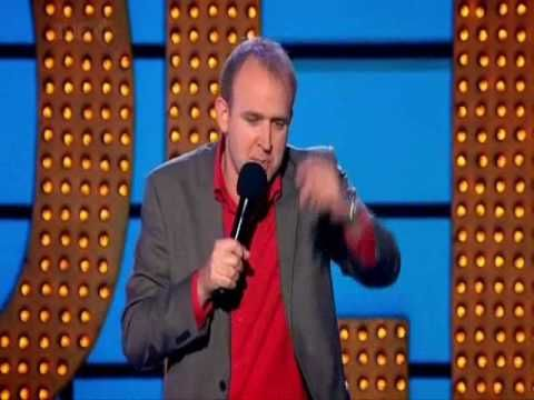 Tim Vine, hilarious one liners, once he gets past the couple of football jokes at the start