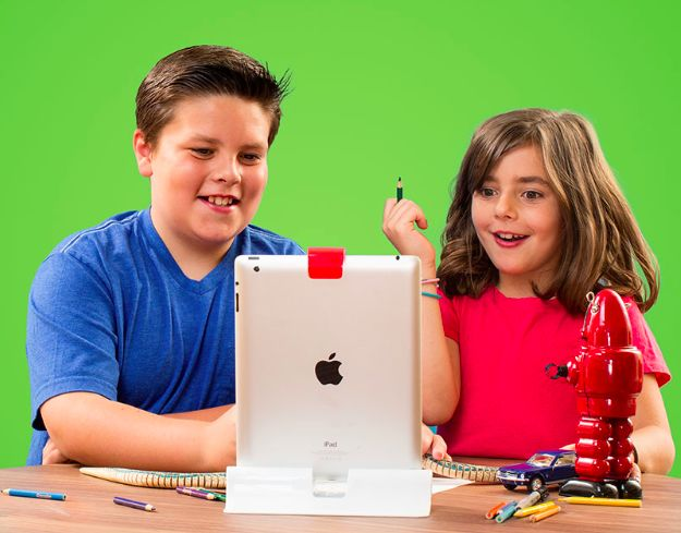 Osmo is a great way for your kids to have fun while they learn!