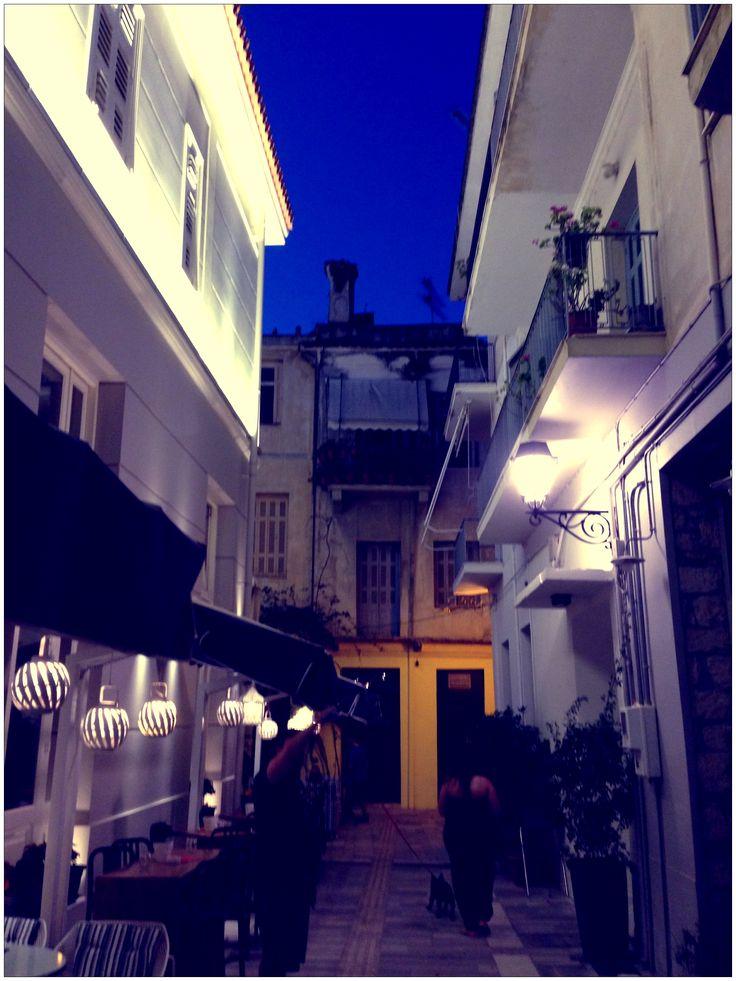 Nafplio, Greece, 2014