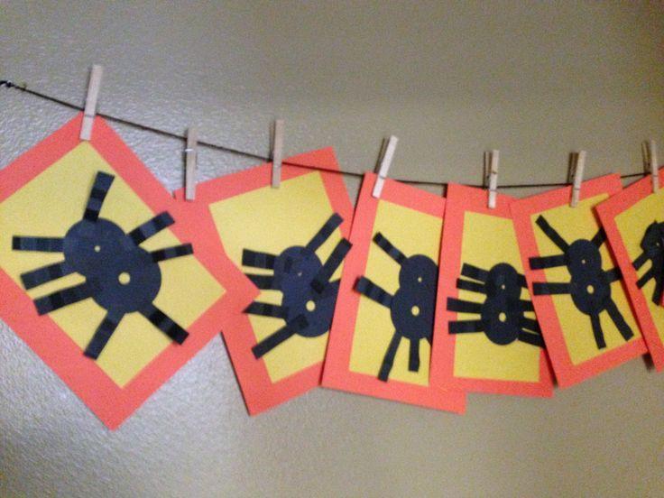 8 spider craft preschool school ideas pinterest for Spider crafts for preschoolers