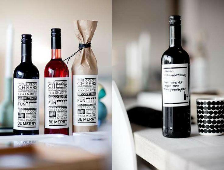 Bilden är för inspiration. Jag brygger mitt eget vin från bra vinsatser och ibland från djupfryst eller egen frukt.