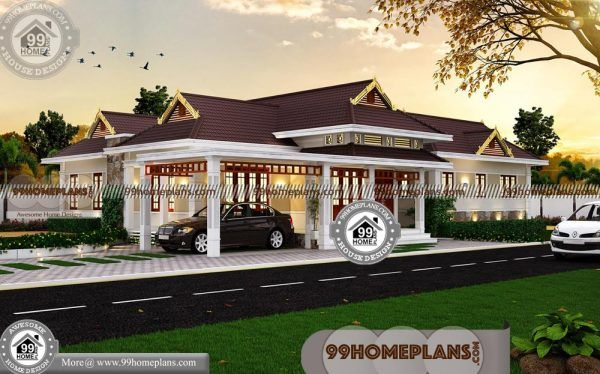 House Plans For Corner Lots With Single Story Traditional Home Designs House Plans With Photos House Plans Traditional House