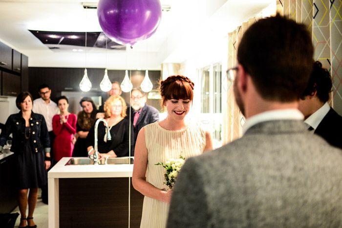Se marier à la maison : mon mariage raconté sur le site Crazy In Love <3