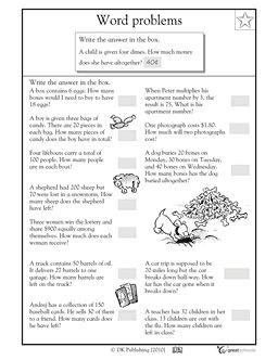 word problems worksheets activities greatschools emmanuel math word problems math. Black Bedroom Furniture Sets. Home Design Ideas