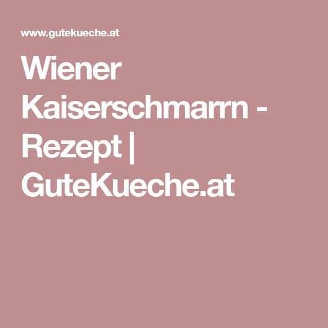 Wiener Kaiserschmarrn - Rezept | GuteKueche.at