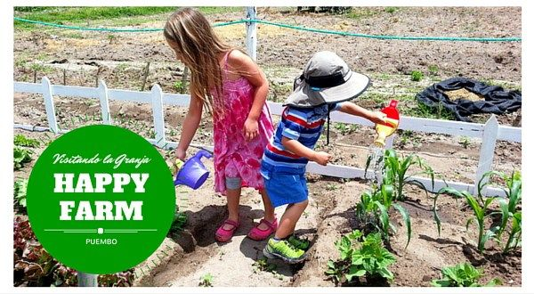 Granja: The Happy Farm