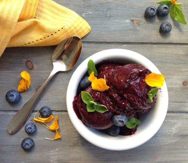 Mixed Berry Sorbet Recipe