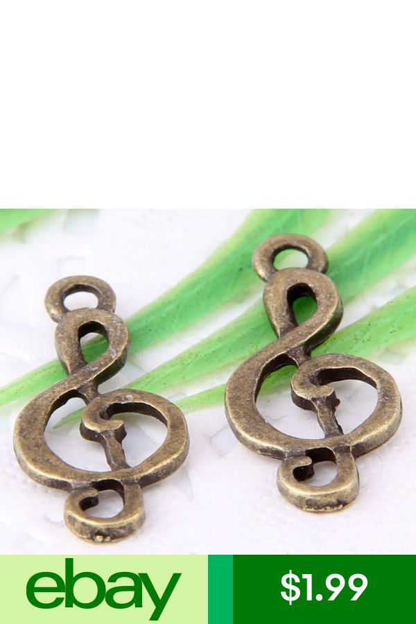 Wholesale 26//58Pcs Bronze Plated(Lead-Free)Charms Pendants 37x11mm