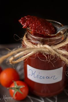 Η πιο τέλεια κέτσαπ! | βασικές συνταγές | βουρ στο ψητό! | συνταγές | δημιουργίες| διατροφή| Blog | mamangelic