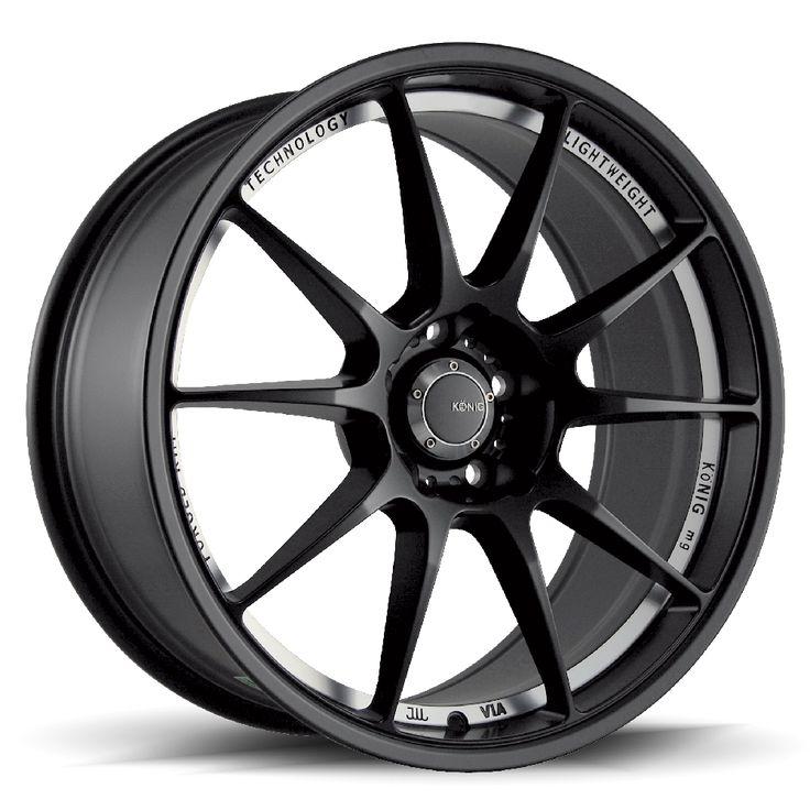 Milligram - Konig Wheels