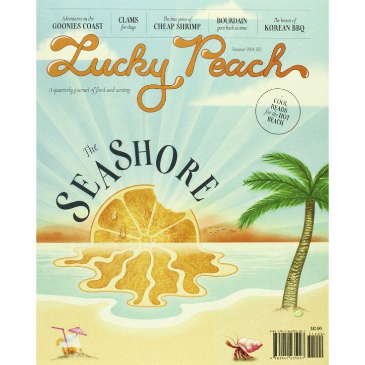 Lucky Peach Issue 12: Seashore from Magic Pony