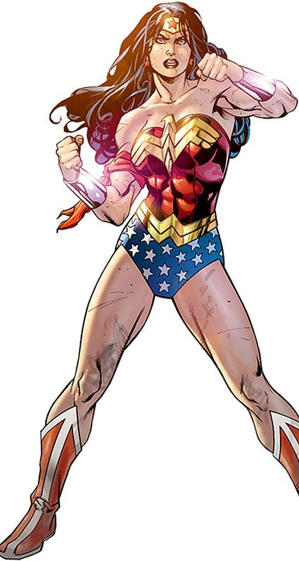 #WonderWoman - DC Comics - Diana of Themyscira - Gail Simone. Still polishing the illustration payload for our big article @ http://www.writeups.org/fiche.php?id=5167 .