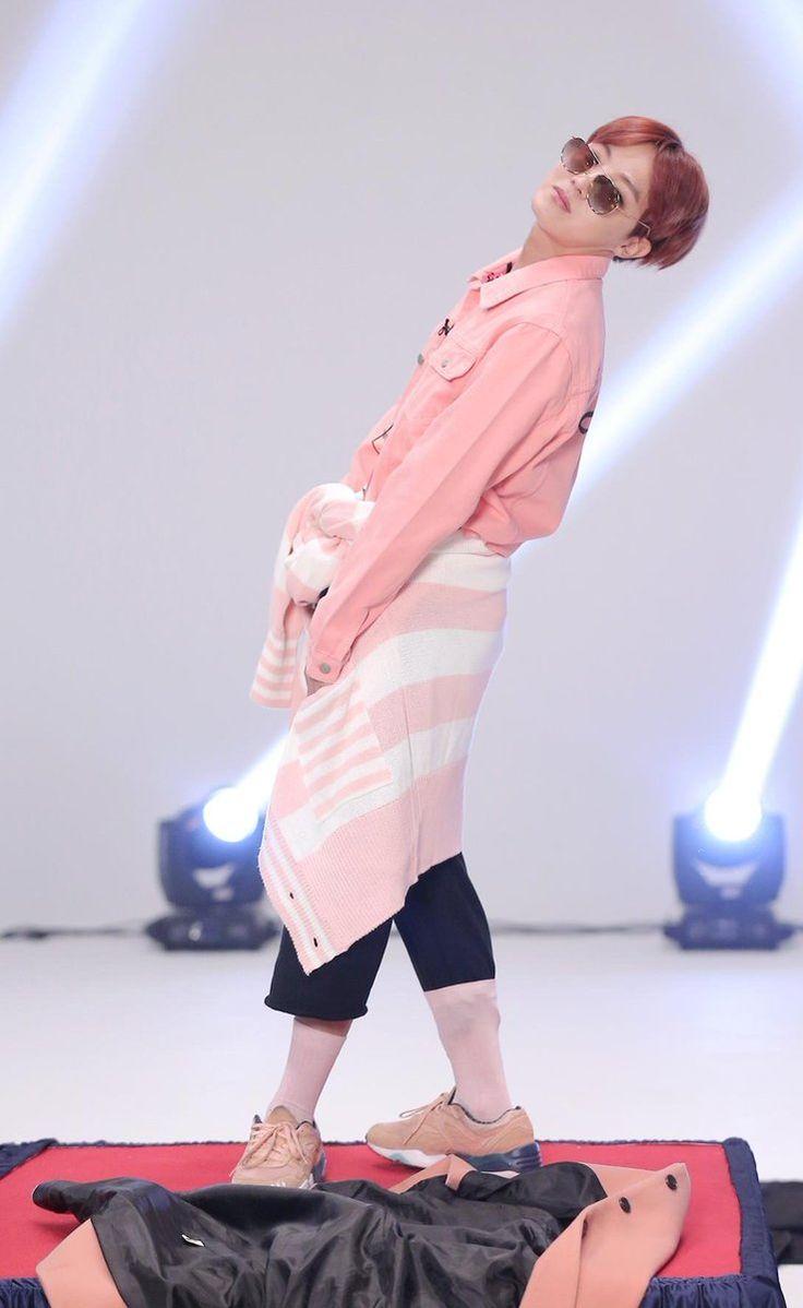Me: Ok the next model is..... eh? Who is this? Suga: Jayhopeeeeeeeeeeeeeeeeeee