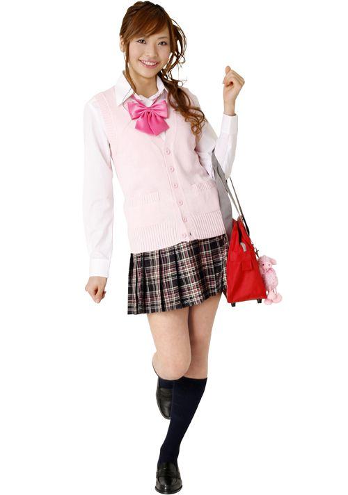 School Girl #seifuku #japan #kawaii