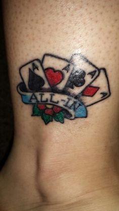 ... tattoo s tattoo ideas poker tattoos tattoo poker poker tattoo # poker