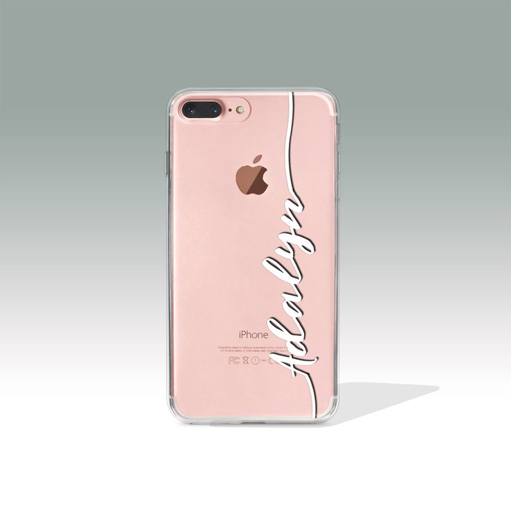 Custom Name iPhone 7 Case, Personalized iPhone 7 Case, Personalized iPhone 7 Plus Case, Personalized iPhone 6 Case, iPhone 7 Cover PC/1 by PaiBai on Etsy
