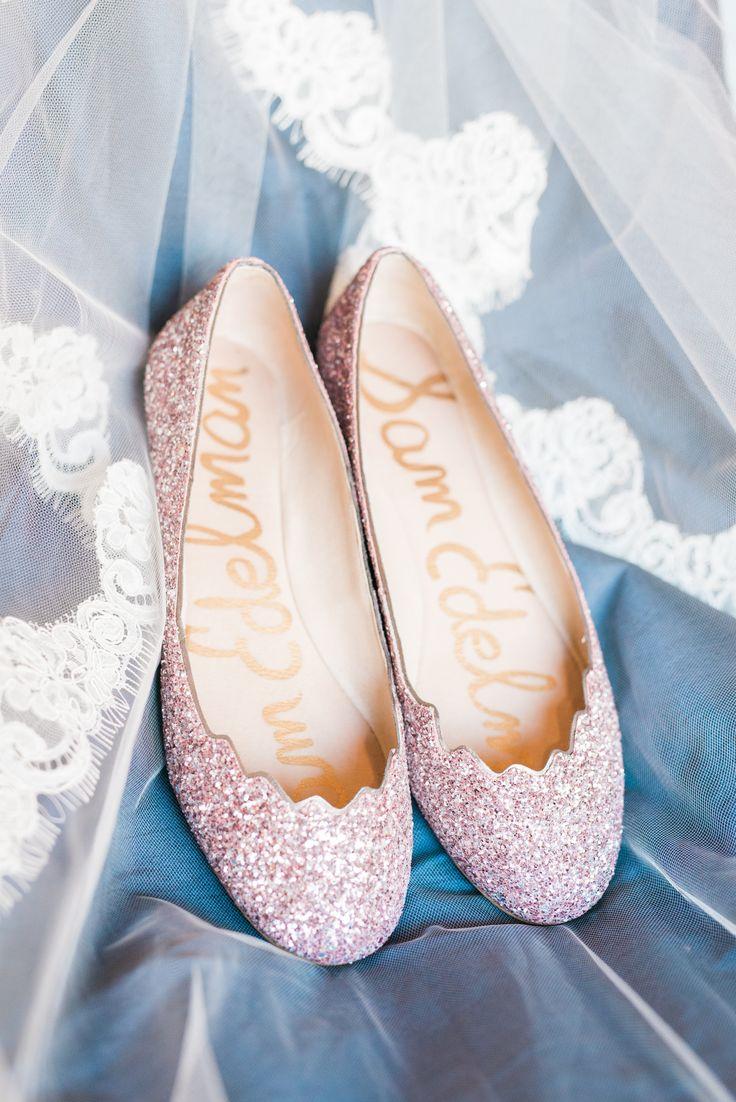 290 best Wedding Shoes Ideas images on Pinterest | Flache schuhe ...
