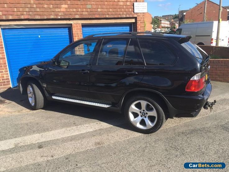 BMW X5 30d sport Black bmw x5 forsale unitedkingdom  Cars