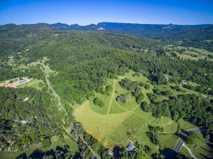 Magnificent and rare Tallebudgera Valley vacant land! Rarely available, offering 16 hectares of stunning creek, rainforest and open pasture, check it out!  #QLD