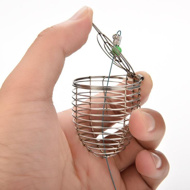 1000 ideas about fishing accessories on pinterest for Fish wire basket