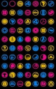 Illuminate - Icon Pack APK for Blackberry | Download Android APK GAMES & APPS for BlackBerry, for BB, curve, 8520, bold, 9300, 9900, playbook, pearl, torch, 9800, 9700, cobbler, Z10, Z3, passport, Q10