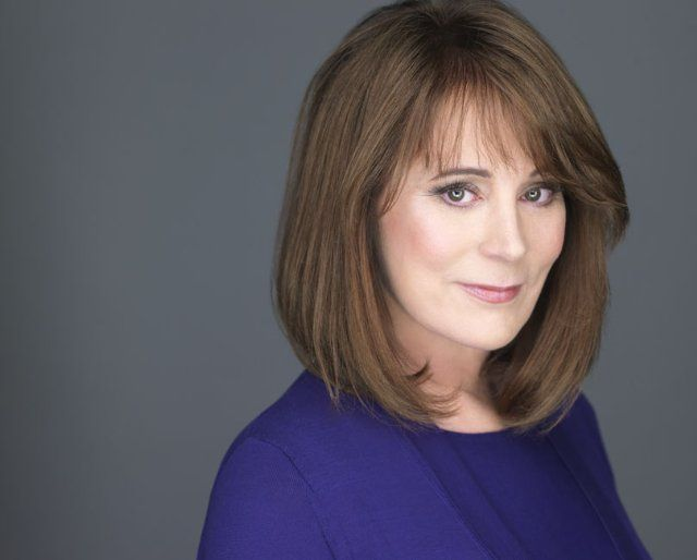 Patricia Richardson (of TV's Home Improvement)