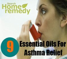 9 Effective Essential Oils For Asthma Relief