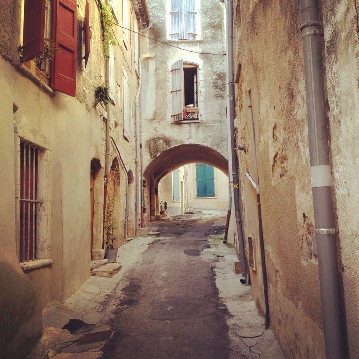 Sauve, France