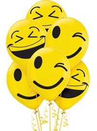 Emoji Party Supplies - Party City