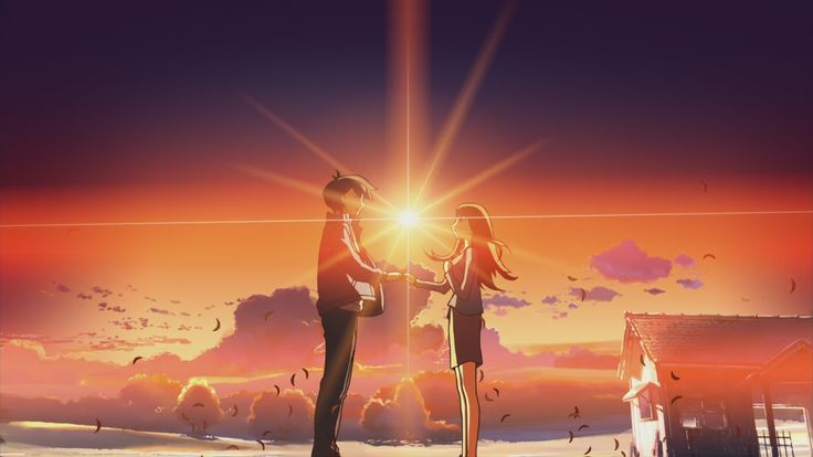 the place promised in our early days - another masterpiece by Makoto Shinkai!