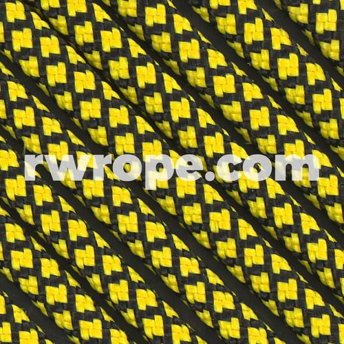 Paracord 550 - Canary Yellow Diamonds #259