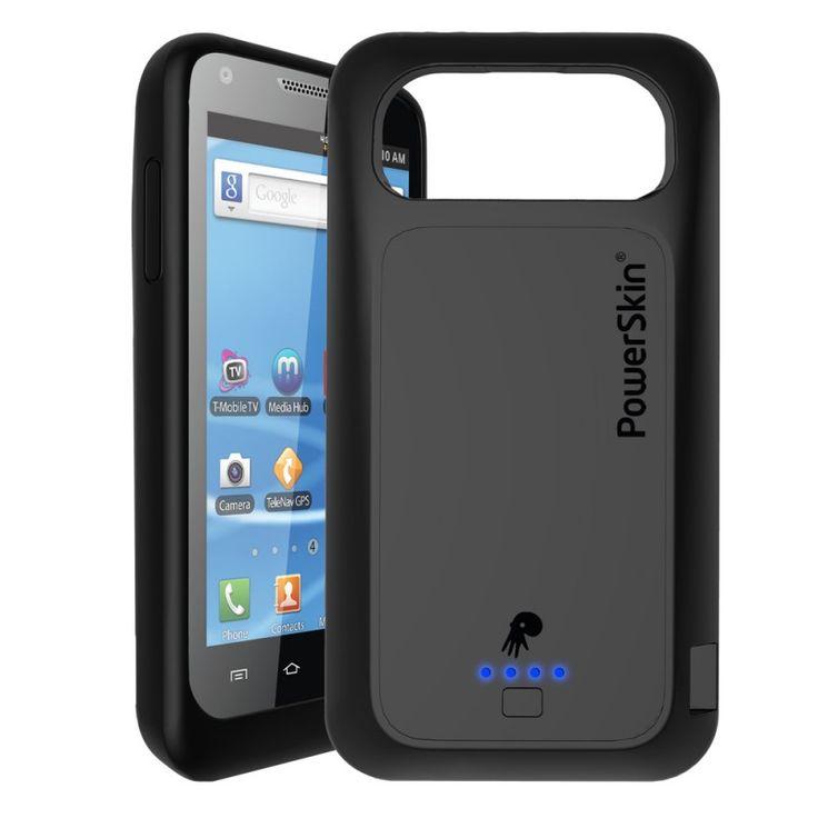 PowerSkin Battery Case, Etui z baterią dla GALAXY S2
