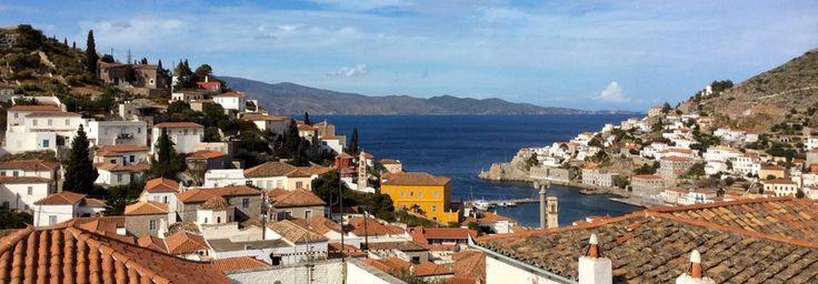 Annita's Apartment - self-catering holiday apartments in Hydra Island Greece - Hydra accommodation.