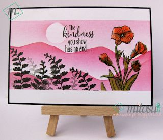 My Swap for the Stampin' Up! Regional Event 2015