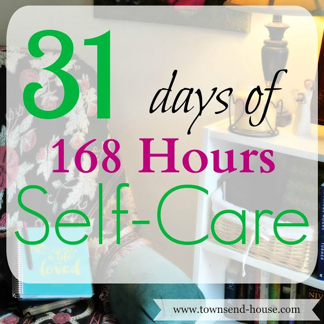 Townsend House: 31 Days - 168 Hours