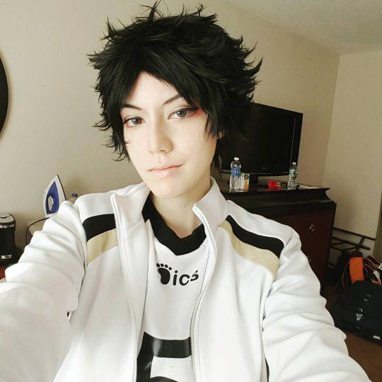 Akaashi Keiji cosplay